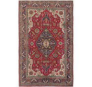 Link to 6' 4 x 10' Tabriz Persian Rug