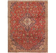 Link to 6' 9 x 9' Mashad Persian Rug