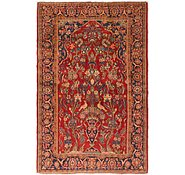 Link to 4' 3 x 6' 5 Birjand Persian Rug