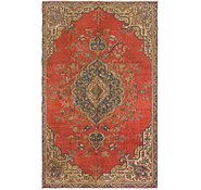 Link to 5' 6 x 9' Tabriz Persian Rug