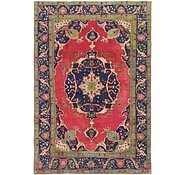 Link to 6' 3 x 9' 7 Tabriz Persian Rug