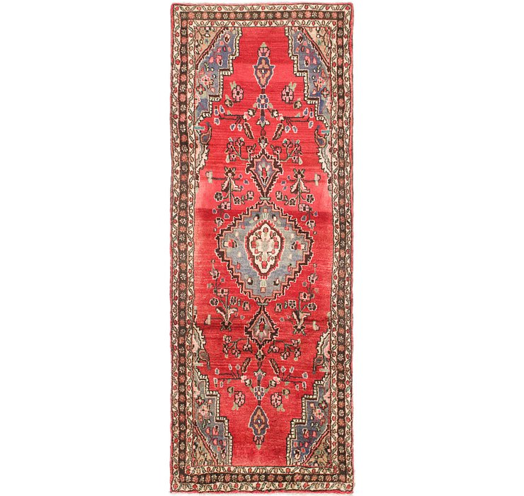 3' 6 x 10' 2 Hamedan Persian Runner ...