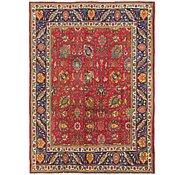 Link to 6' 8 x 9' 3 Tabriz Persian Rug