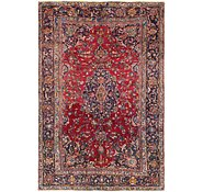 Link to 6' x 9' 2 Mashad Persian Rug