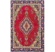 Link to 5' 7 x 8' 8 Tabriz Persian Rug
