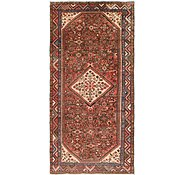 Link to 4' 9 x 10' 4 Hossainabad Persian Runner Rug