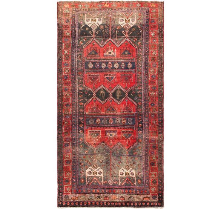 152cm x 297cm Sirjan Persian Runner Rug