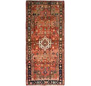 Link to 4' 8 x 10' 8 Hamedan Persian Runner Rug