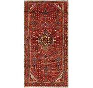 Link to 157cm x 312cm Hamedan Persian Runner Rug