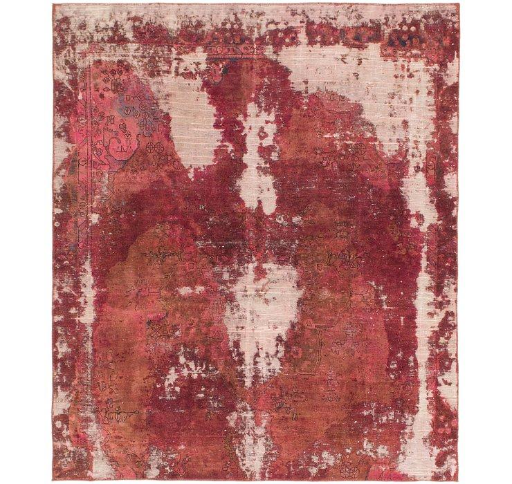 230cm x 270cm Ultra Vintage Persian Rug