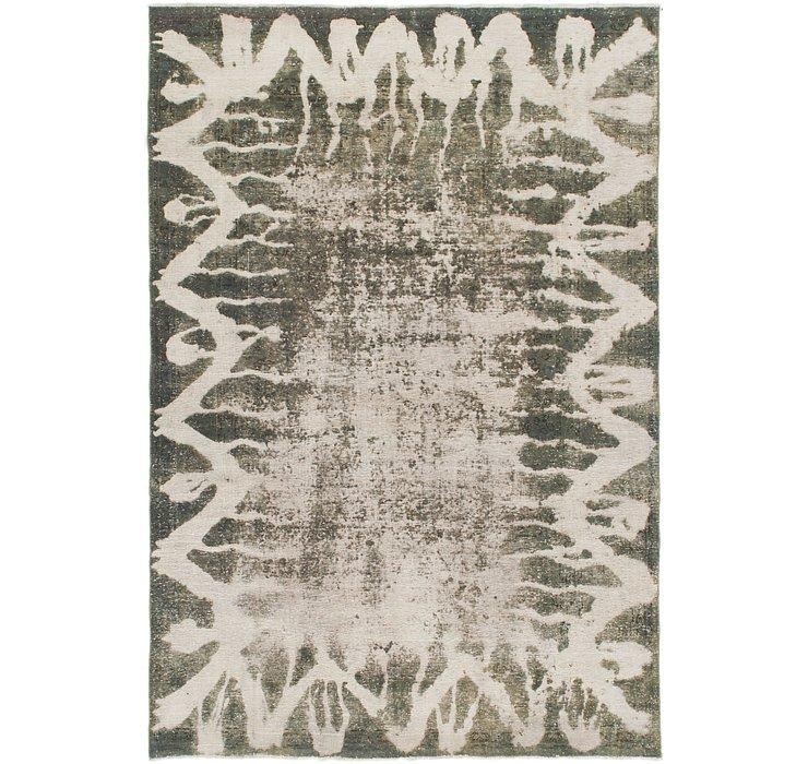 7' 9 x 11' 7 Ultra Vintage Persian Rug