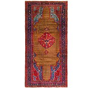 Link to 5' x 10' 8 Songhor Persian Runner Rug