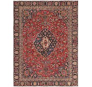 Link to 7' 9 x 10' 7 Mashad Persian Rug