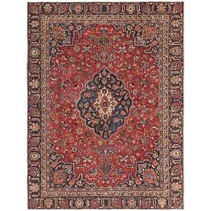 7' 9 x 10' 7 Mashad Persian Rug