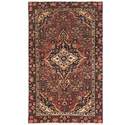 Link to 3' 10 x 6' 5 Hossainabad Persian Rug