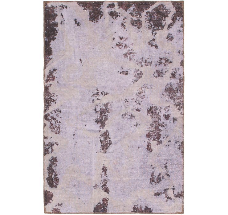 117cm x 178cm Ultra Vintage Persian Rug