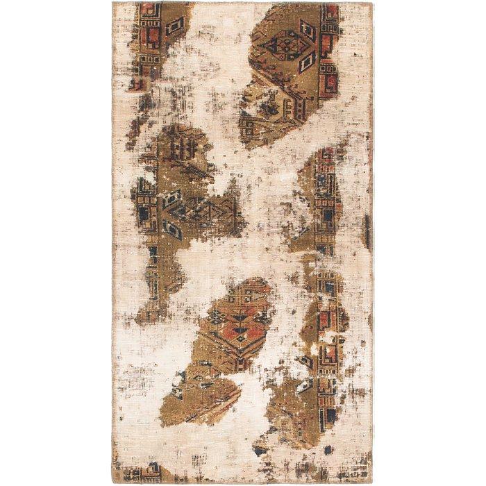 3' x 5' 7 Ultra Vintage Persian Rug