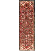 Link to 2' 8 x 8' 8 Hossainabad Persian Runner Rug