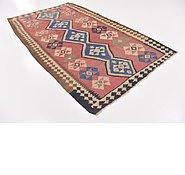 Link to 5' 10 x 10' Kilim Fars Rug