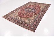 Link to 6' 7 x 10' Tabriz Persian Rug