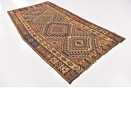 Link to 5' 5 x 10' 2 Kilim Fars Runner Rug