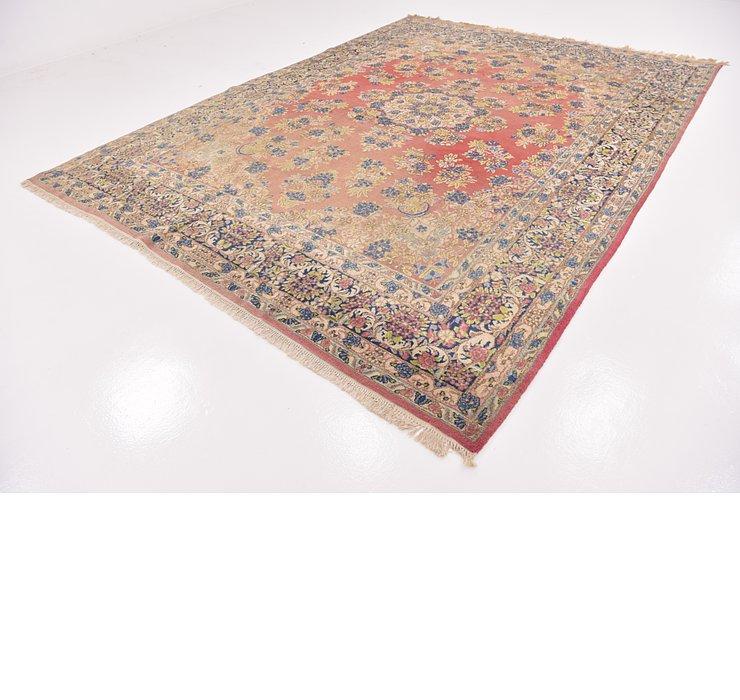 9' 2 x 12' 2 Kerman Persian Rug