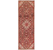 Link to 2' 8 x 8' 10 Hossainabad Persian Runner Rug