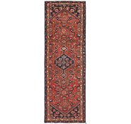Link to 2' 10 x 9' Hamedan Persian Runner Rug