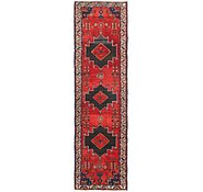 Link to 3' 8 x 13' 6 Hamedan Persian Runner Rug