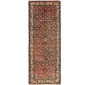 Link to 3' 10 x 9' 3 Hossainabad Persian Runner Rug