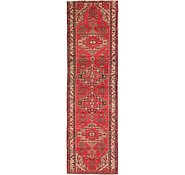 Link to 3' 5 x 12' 3 Hamedan Persian Runner Rug