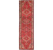 Link to 3' 5 x 12' 3 Hamedan Persian Runner Rug