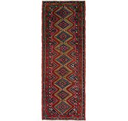 Link to 3' 5 x 9' 10 Chenar Persian Runner Rug