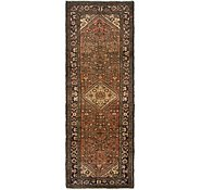 Link to 3' 8 x 10' 7 Hossainabad Persian Runner Rug