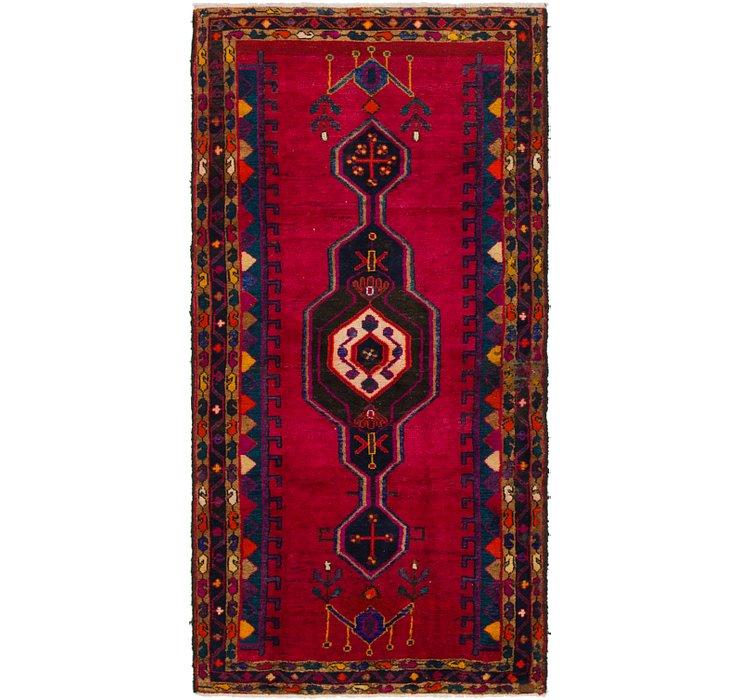 3' 10 x 7' 7 Koliaei Persian Rug