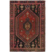 Link to 4' 2 x 6' 3 Khamseh Persian Rug