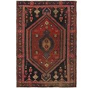 Link to 127cm x 190cm Khamseh Persian Rug
