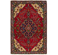 Link to 3' 2 x 4' 7 Tabriz Persian Rug