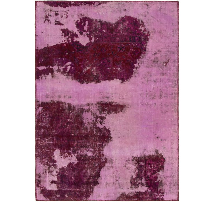 130cm x 183cm Ultra Vintage Persian Rug