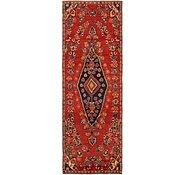 Link to 105cm x 318cm Hamedan Persian Runner Rug
