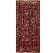 Link to 3' 7 x 8' 5 Hossainabad Persian Runner Rug