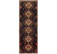 Link to 3' x 8' 5 Koliaei Persian Runner Rug
