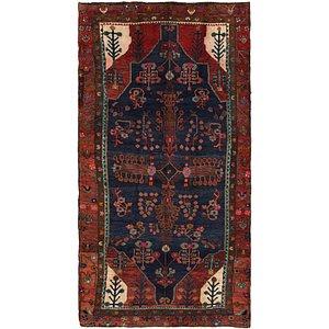 5' x 9' 6 Hamedan Persian Rug