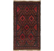 Link to 3' 5 x 6' 1 Balouch Persian Rug