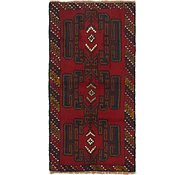 Link to 3' 3 x 6' 6 Balouch Persian Rug