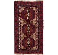 Link to 105cm x 193cm Balouch Persian Rug