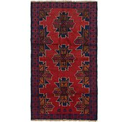 Link to 3' 6 x 6' 4 Balouch Persian Rug