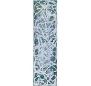Link to 2' 6 x 9' Ultra Vintage Persian Runner Rug