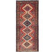 Link to 3' 8 x 8' 9 Chenar Persian Runner Rug