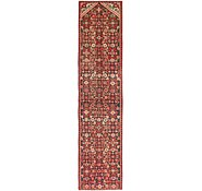 Link to 2' 7 x 12' Hossainabad Persian Runner Rug
